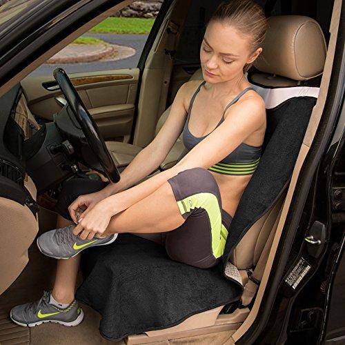 [해외]운동 선수를위한 OxGord 요가 스웨터 수건 자동 시트 커버 익스 트림 Crossfit 운동, 트라이 애슬론 비치 수영 야외 수상 스포츠, 마하/OxGord Yoga Sweat Towel Auto Seat Cover for Athletes Fitness Gym Running Extreme Crossfit Workout, Triat...