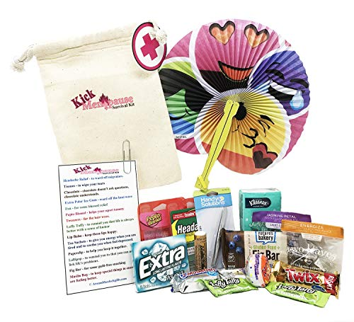 Kick Menopause with This Amusing Survival Kit   Funny Birthday Gag Gift