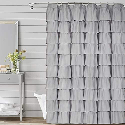 Volens Ruffle Curtain Curtains Bathroom product image