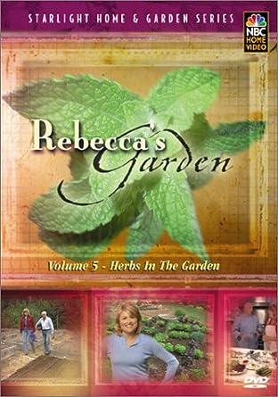 Amazon.com: Rebecca\'s Garden, Vol. 5: Herb Gardening: Rebecca Kolls ...