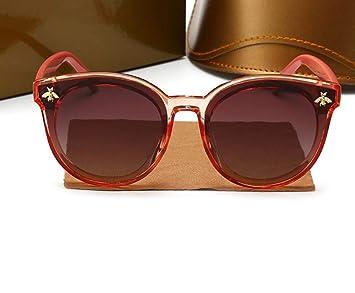 PPOEEWF Nuevas Damas, Gafas de Sol polarizadas, abejitas ...