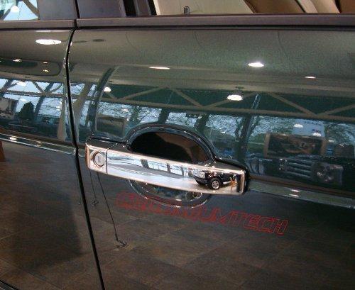 Wellstar DHC-LR97 Chrome Door Handle Covers