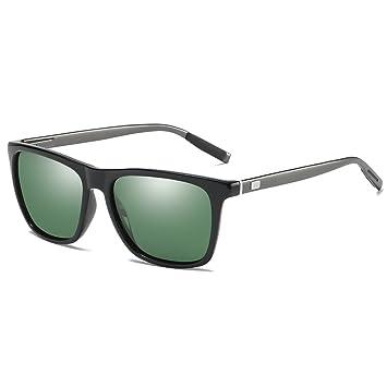 Expresstech @ Gafas de Sol Polarizadas Unisex Protección UV400 para Hombres y Mujeres Conducir Pescar IR en Bicicleta Esquiar Golf Aire Libre Viajes Playa: ...