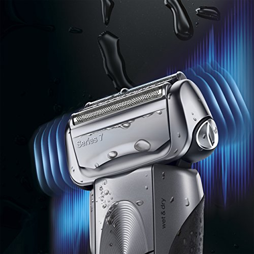 Braun Series 7 790cc Men's Electric Foil Shaver / Electric Razor, with Clean & Charge Station, Cordless by Braun (Image #7)
