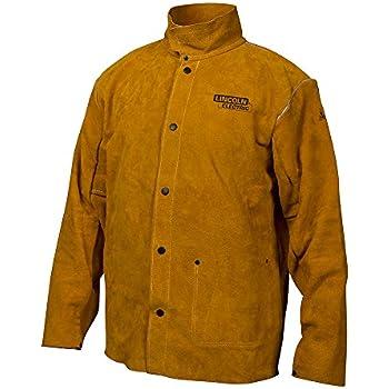 Miller leather welding jacket