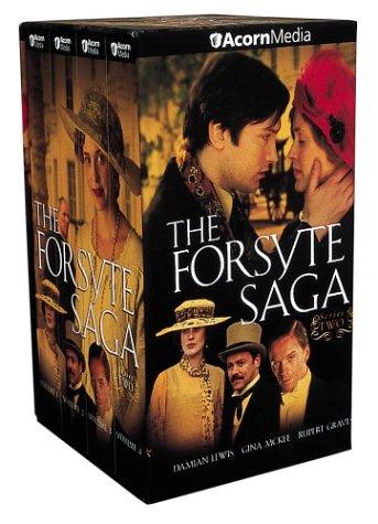 The Forsyte Saga, Series 2 [VHS] by Acorn Media