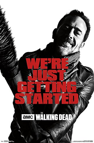 Trends International Walking Dead Lucille Wall Poster 22.375
