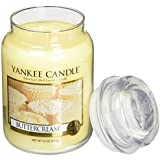 Yankee Candle Buttercream Large Jar Candle, Food & Spice Scent