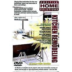 Kitchen Remodeling: Home Improvement DVD