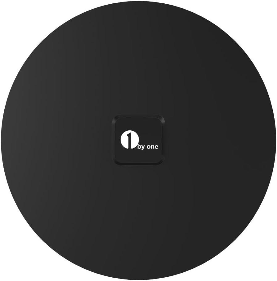 1byone Antena de TV con Recepción en 360 Grados ...