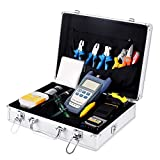 Zoostliss FTTH Fiber Optic Tool Kit with Optical