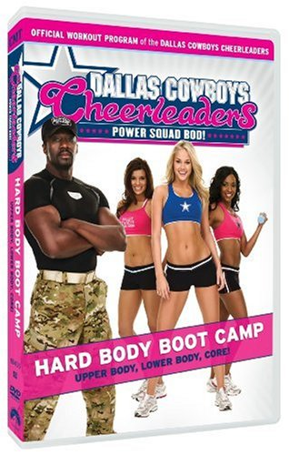 Dallas Cowboys Cheerleaders Power Squad Bod! - Hard Body Boot -