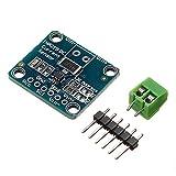RISHIL WORLD -219 INA219 I2C Bi-Directional Current Power Monitor Sensor Module