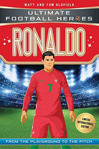 - Ronaldo: Ultimate Football Heroes - Limited International Edition (Football Heroes - International Editions)
