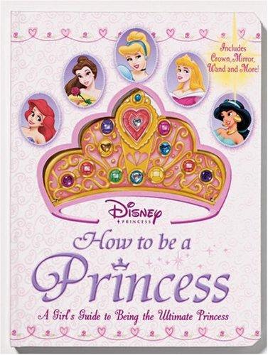 How to Be a Princess (Disney Princess) (Princess Postage)