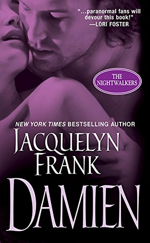book cover of Damien