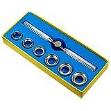 Leadrise® Watch tool Oyster Style waterproof watch screw back case opener 5537