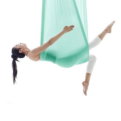 Amazon.com: XDTCHEN Juego de hamaca de yoga aérea, hamaca ...
