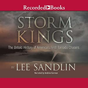 Storm Kings Audiobook