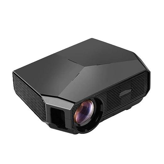 YYD Proyector, Full HD 1280P y Pantalla de 200 , 3800 Lux ...