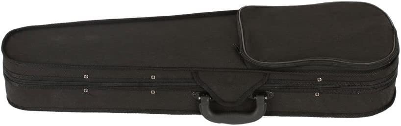 New Hot 3//4 Full Size Natural//Black Acoustic Violin Fiddle with Case Bow Rosin