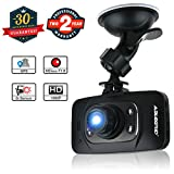 """Dash Cam for Cars, ABLEGRID 2.0"""" HD Wide Angle Mini Hidden Car Driving Recorder Camera DVR with Loop Recording Night Vision G-sensor - GS800"""