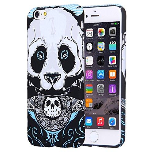 Phone Taschen & Schalen Für iPhone 6 Plus & 6s Plus Cartoon Tier Fox Muster PC Schutzhülle ( SKU : IP6P1600A )