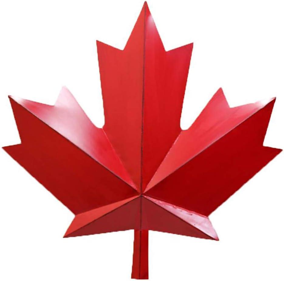 Canada Maple Leaf Wall Decor