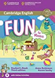 Fun for Movers Student's Book with Audio with Online Activities 3rd Edition