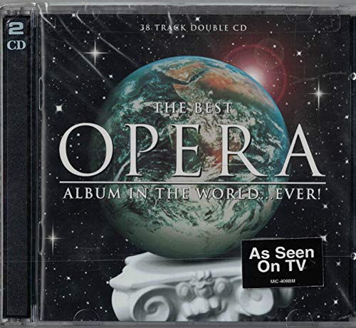 The Best Opera Album in the World...Ever! (Best Pop Compilation Albums)