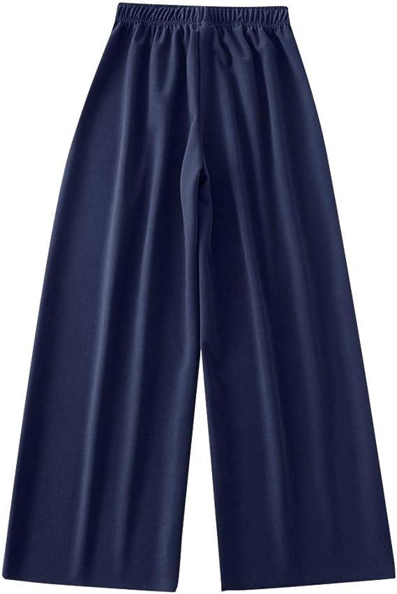 Luckycat Pantalones Anchos para Mujer Otoño Invierno 2019 Moda ...