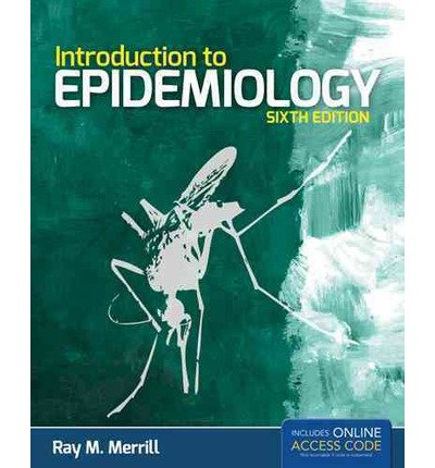 [ Introduction to Epidemiology (Revised) Merrill, Ray M. ( Author ) ] { Paperback } 2012