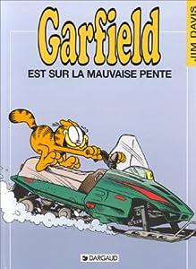 "Afficher ""Garfield. n° 25 Garfield est sur la mauvaise pente"""