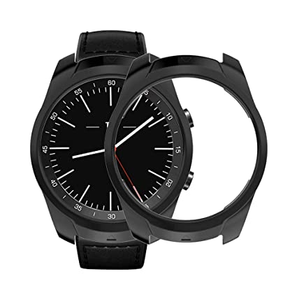 Amazon.com: Compatible with Ticwatch Pro Case,Slim Fit Ultra ...