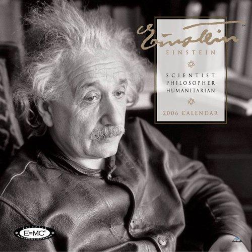 """Download 2006 Einstein Calendar (12""""x12"""") pdf"""