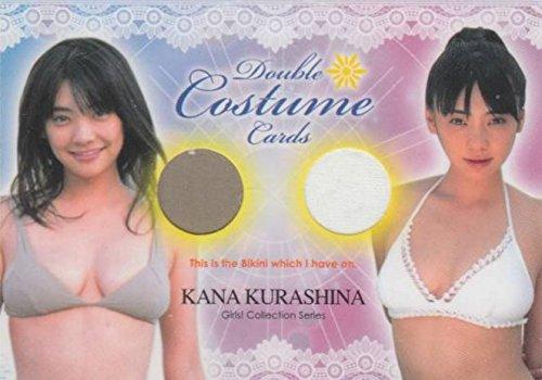 倉科カナ ダブル コスチューム カード 10枚限定 ガールズコレクション エポック社 B06XBZC3KH