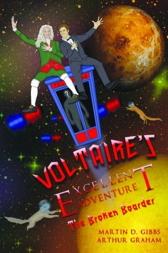 Voltaire's Excellent Adventure: The Broken Boarder: Gatsby, Booze, and Hot Philosopher Action pdf epub