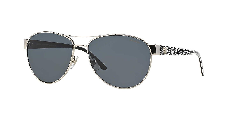 f40936ca10ca Versace Sunglasses VE2145 Polarized 100081: Amazon.co.uk: Clothing