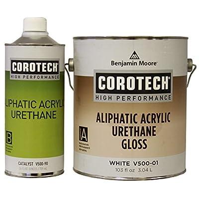 White Gloss Aliphatic Acrylic Urethane 2-Part (103oz./24oz.)