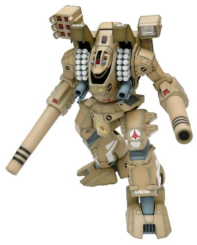 Macross: MBR-04-MkVI Tomahawk Plastic Model 1/72 Scale by Wave - Tomahawk Model