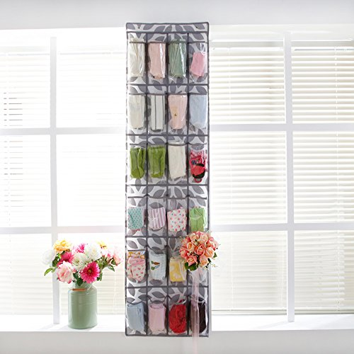 Uphome Clear Over Organizer Storage