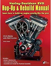 Harley-Davidson EVO: Hop-Up and Rebuild Manual
