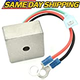 EZ-GO Gas Golf Cart Voltage Regulator Fits: TXT Medalist 1993-2013 - USA SHIP, HD Switch