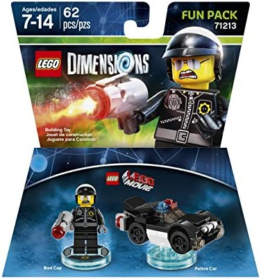 LEGO Movie Bad Cop Fun Pack - LEGO Dimensions by Warner Home Video ...