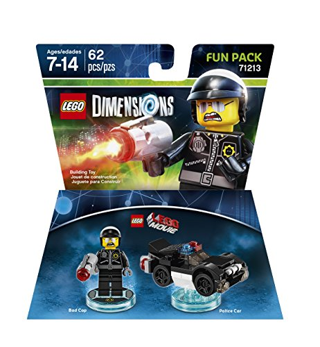 LEGO Dimensions Movie not machine specific product image