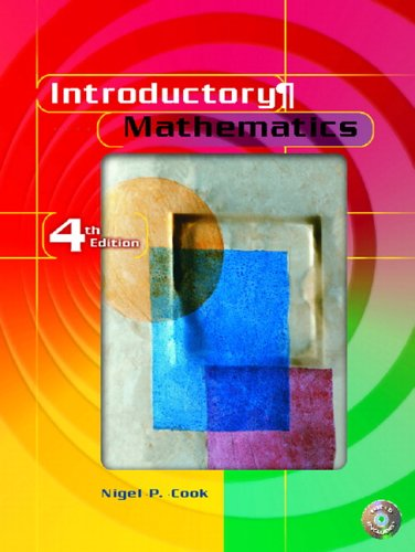 Introductory Mathematics (4th Edition)
