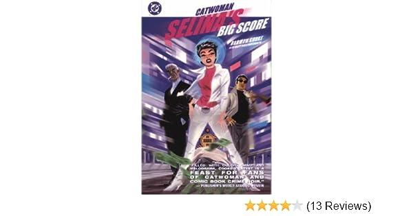 Catwoman: Selinas Big Score (Catwoman): Matt Hollingsworth, Darwyn Cooke: 9781840237337: Amazon.com: Books