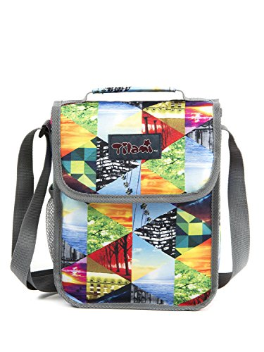 Tilami Tilami Insulated Picnic Bag Cooler Bag for School, Camping, Beach, Travel, Car Trip,Sunset puzzle 2 price tips cheap