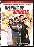 DVD : Keeping Up With The Joneses