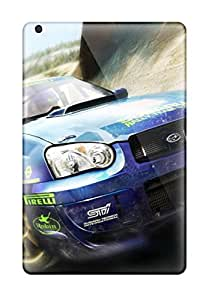 Cody Elizabeth Weaver Ipad Mini/mini 2 Well-designed Hard Case Cover Subaru Rally Car In Speed Protector